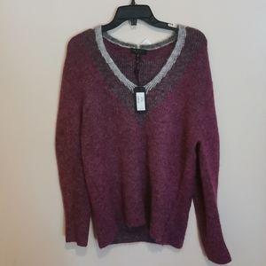 Rag&bone bnwt alpaca blend sweater